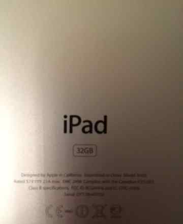 Планшет iPad 3(А1416) 32Gb