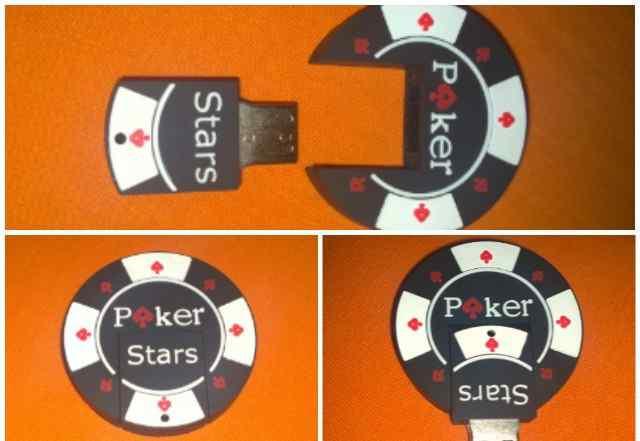 USB флешка Poker Star