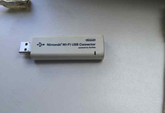 Nintendo wi fi usb connector