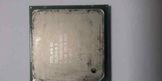 Процессор celeron 2.53 GHz