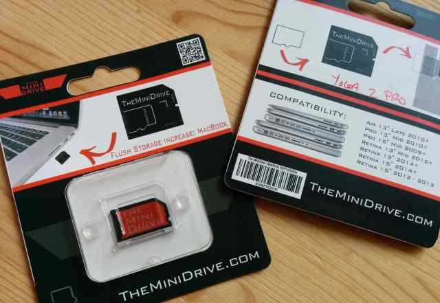 Переходник MiniDrive для Yoga 2 Pro/Asus Zenbook