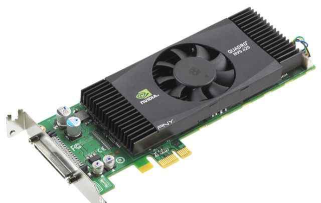 Nvidia PNY Quadro NVS 420