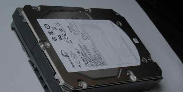 SAS HDD Seagate Cheetah 15K.7 600Gb (ST3600057SS)