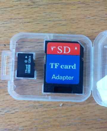 Micro SD 128Gb Class 10