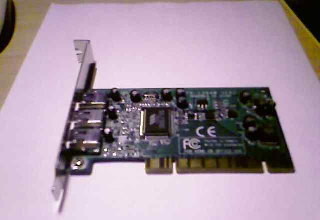 Ieee 1394 контроллер PCI