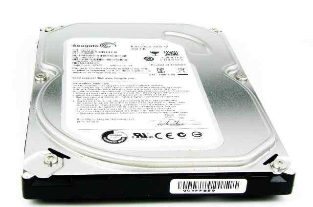 Жесткий диск Seagate 250Гб SATA