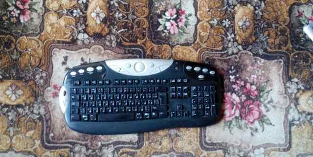 Клавиатура Logitech, A4Tech