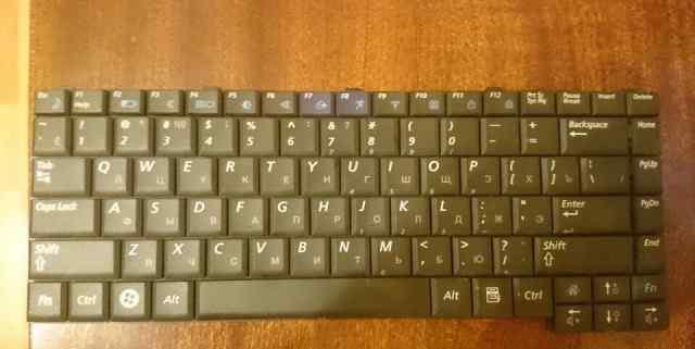 Клавиатура Samsung R58, R60, R60+, R70, и P Серии
