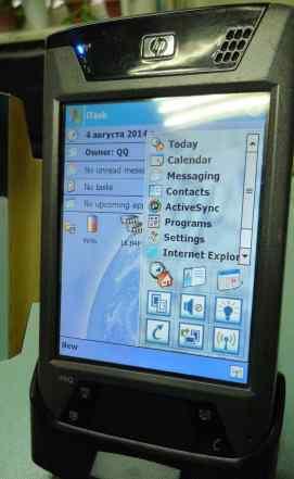 Кпк HP iPaq hx 4700