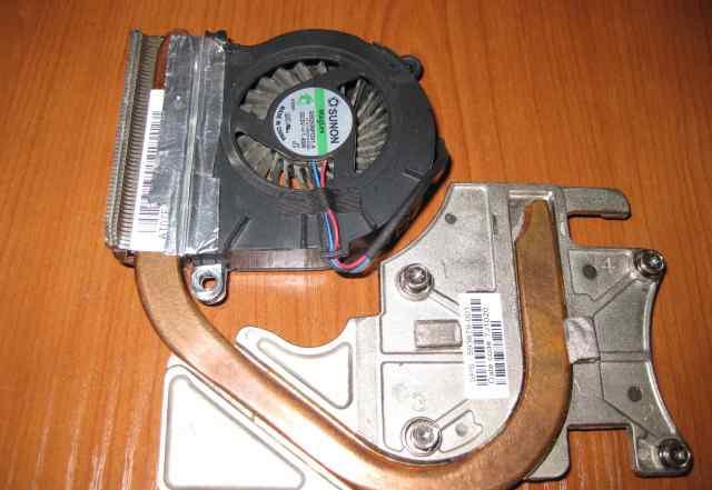 Система охлаждения ноутбука HP Probook