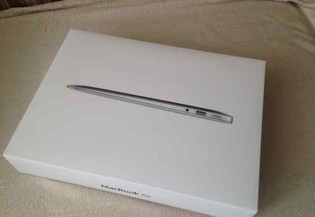 Коробка Macbook Air 13 начало 2014