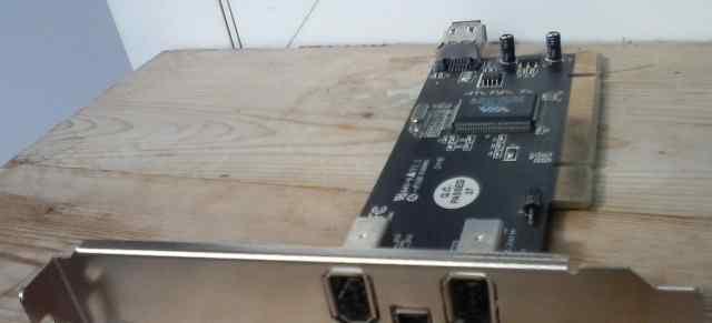 PCI firewire контроллер