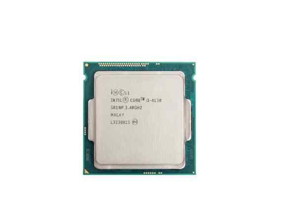 Новый Intel Core i3-4130 Haswell 3400MHz, LGA1150