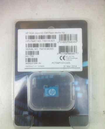 HP 9GB microSD