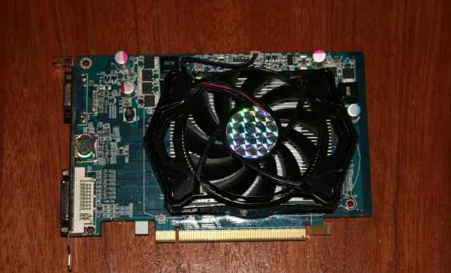 Видео карта amd Radeon HD 5570 (1024 Мб)