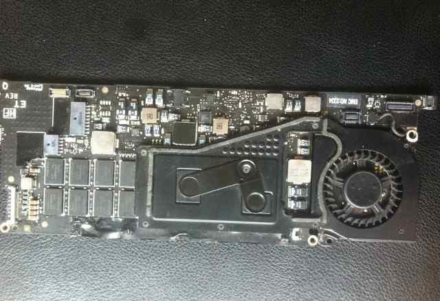 MacBook Air 13 плата