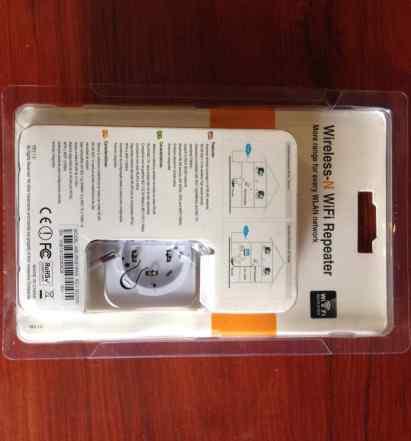 WiFi репитер, ретранслятор WS-WN518W2