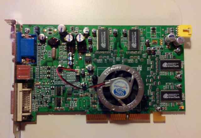 Radeon 9000 pro 64 DDR