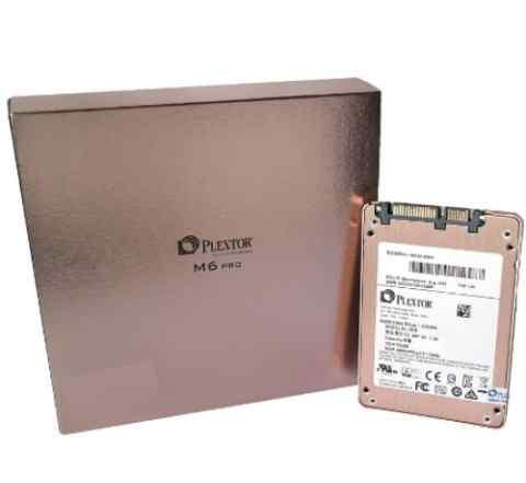 Продаю SSD диск Plextor M6 Pro 512 Gb