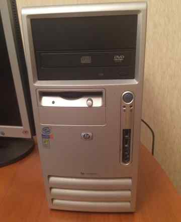 Системный блок HP d 330m