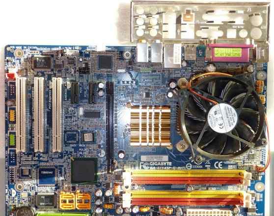 Материнская плата Gigabyte GA-8I945P-G-RH