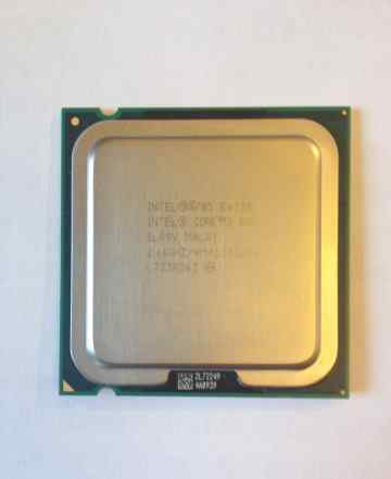 Процессор Intel Core2 Duo E6750