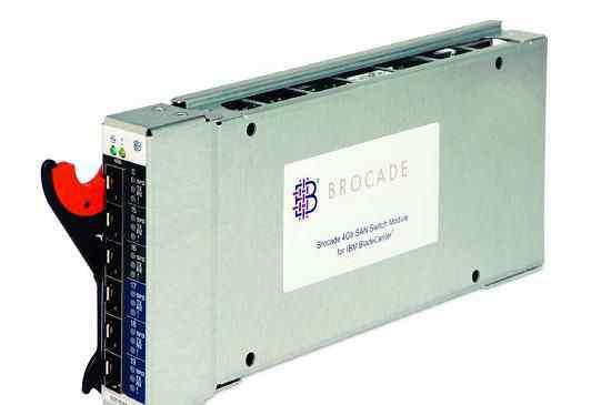 IBM Brocade 10-port 4Gb SAN Switch Module