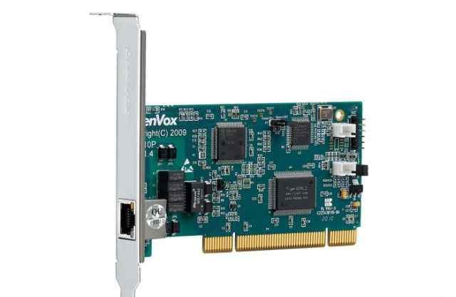Цифровая плата OpenVox D-110P