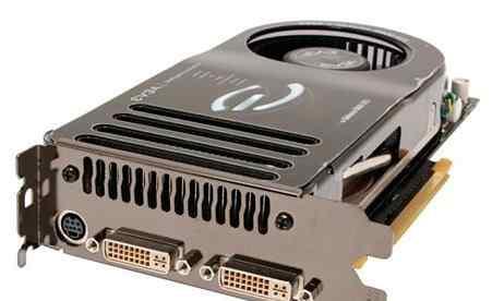 Продаю видеокарту evga GeForce 8800GTX 640Mb
