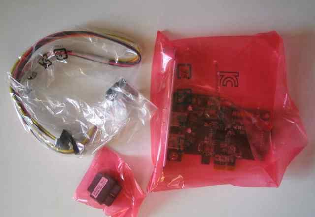 HP USB 3.0 4-port PCIe x1 Card QT587AA