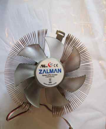 Кулер/Вентилятор/Zalman/Компьютер/Охлождение