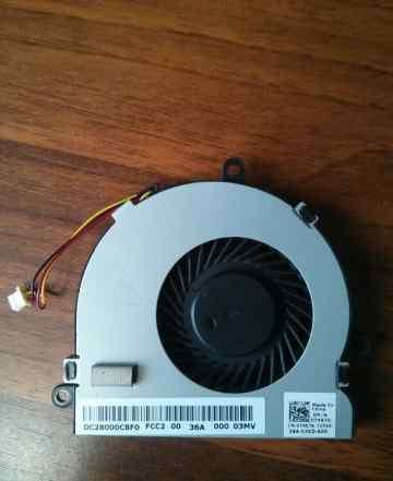 Вентилятор (кулер) для ноутбука dell 74X7K