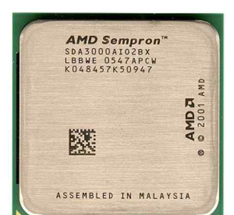 Процессор AMD Sempron 3000+ / s754