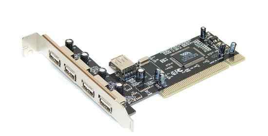 Tekram DC-602E (USB2.0 4ext+ 1int) PCI
