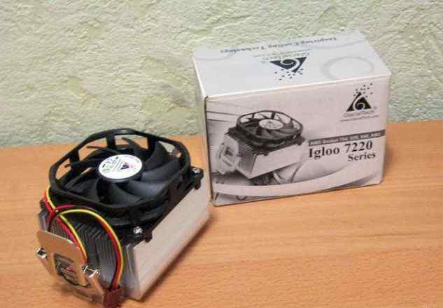 Кулер (вентилятор) Glacial Tech Igloo 7220