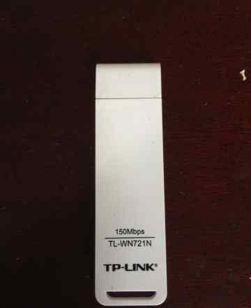 Беспроводной сетевой USB-адаптер