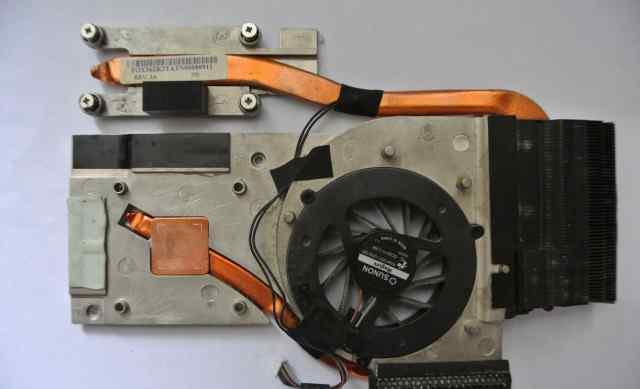 Система охлаждения ноутбука Acer aspire 6930g
