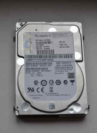 Жесткий диск IBM 500GB 7.2K SATA 6.0GB