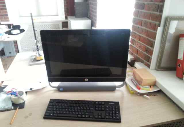 Моноблок HP envy 23-D105ER TouchSmart All-in-One