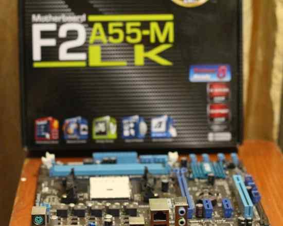 Материнская плата asus F2A55-M LK