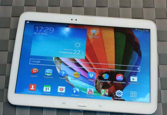 Планшет Samsung Galaxy Tab 2 10.1 16Gb