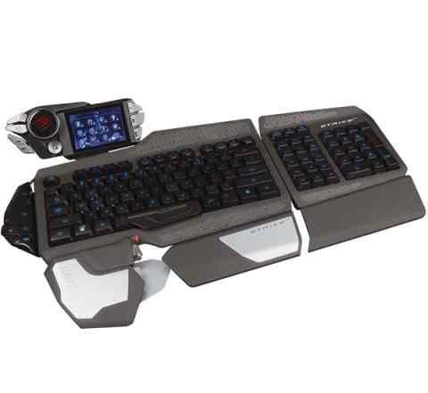 Клавиатура Mad Catz S. T. R. I. K. E.7