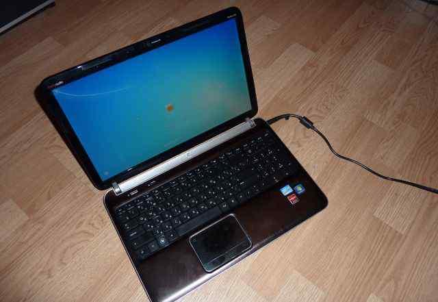Ноутбук HP pavilion dv6-6050er