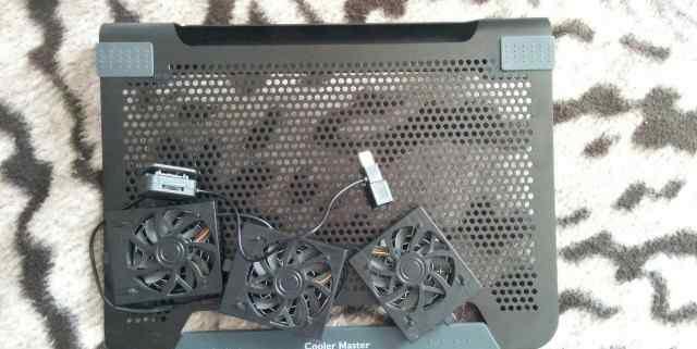 Охлаждающая подставка Cooler Master notepal u3