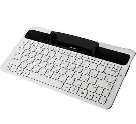 Новая samsung galaxy tab keyboard dock ECR-K10RWE