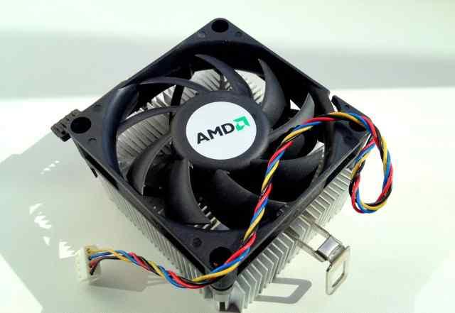 Боксовый кулер для процессоров AMD
