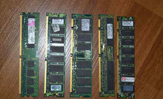 Оперативная память Dimm PC-133 DDR-333 dimm DDR2