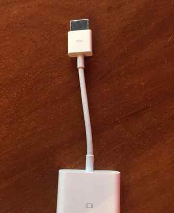 Mini DisplayPort to DVI Apple