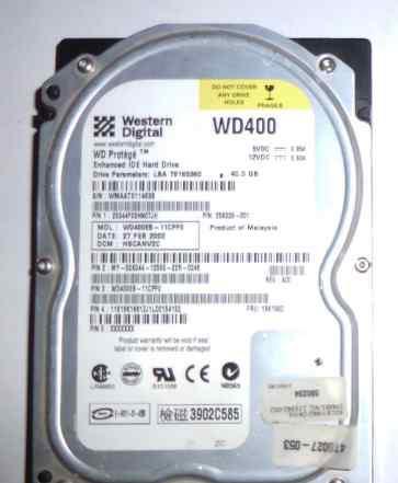 WD400EB-11CPF0