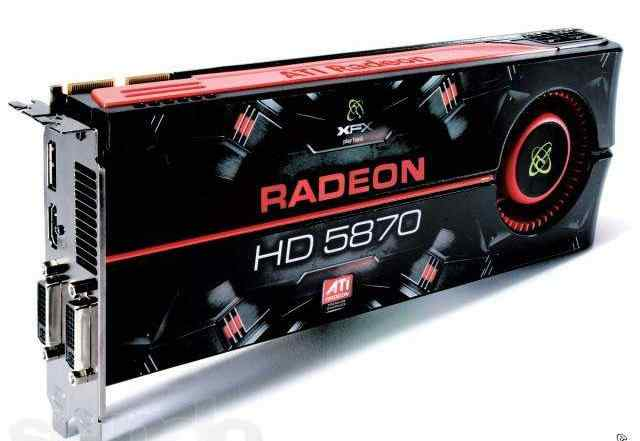 Radeon 5870 1 GB